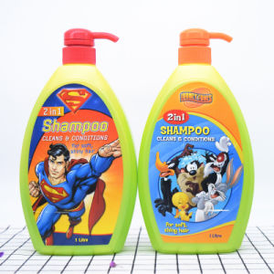 2-in-1 Shampoo & Conditioner for Soft Shiny Hair and Skin pictures & photos