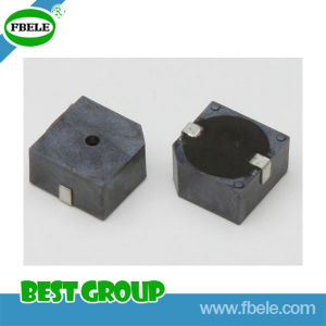 10mm 5V Piezoelectric Internal Buzzer with Top Hole pictures & photos