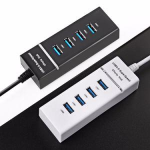 Super Speed USB 3.0 Hub 4 Port 5gbps Micro USB