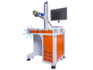 Jewelry Engraving Machine 3D Fiber Laser Marking Machine Price for Marking on Metal pictures & photos