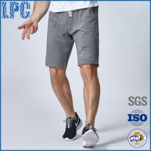 2017 Spring Cotton Trendy New Design Men Fleece Shorts pictures & photos