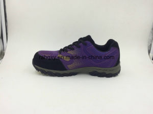 Kpu Material Mesh Upper Working Shoes (16016-A) pictures & photos