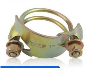 Zinc Plated Steel Heavy Duty Double Spiral Tiger Clamp pictures & photos