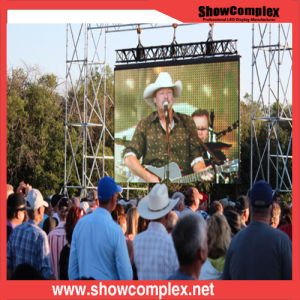 P6.67 Outdoor Full Color Rental LED Display for Stage Show