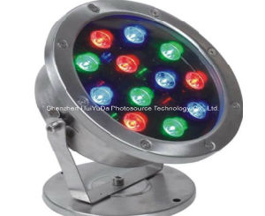 Hot Sale Low Price 180*H230mm18W 24V LED Underground Light Single Color LED Floor Light pictures & photos