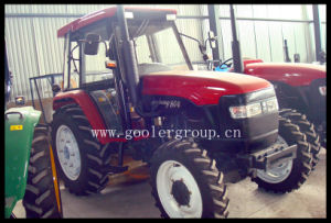 Luzhong LZ804, 80HP 4x4 Farm Tractor for Agriculture pictures & photos