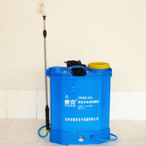 20L Battery Sprayer/Knapsack Electric Sprayer (3WBD-20L) pictures & photos