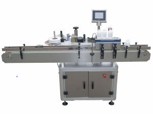 Round Bottle Sticker Labeling Machine (BGJ-Y100) pictures & photos