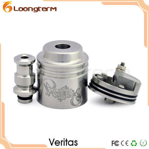 Stainless Steel 26650 Rda Veritas Atomizer for E Cigarette
