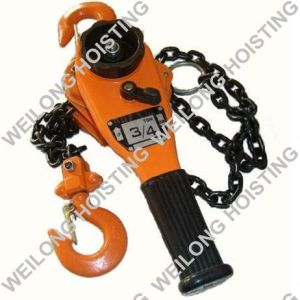 Reliable Chain Lever Hoist 0.75t