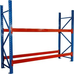 Warehouse Adjustable Weight Pallet Storage Beam Rack pictures & photos