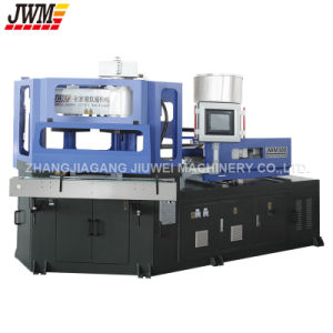 Automatic PE/PVC Plastic Bottle Injection Blow Moulding Machine (JWM300) pictures & photos