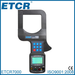 Large Caliber Leakage Clamp Meter (ETCR7000)