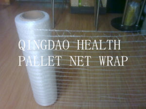 500cm X 1000m White Pallet Wrap Netting pictures & photos