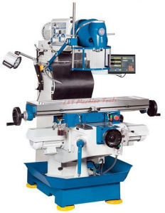 Universal Milling Machine (Universal Milling Machinery XL6232) pictures & photos