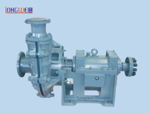 Strong Abrasion and High Concentration Slurry Handing Pump