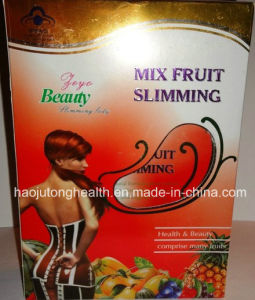 Hot Selling Mix Fruit Fast Weight Loss Slimming Capsule