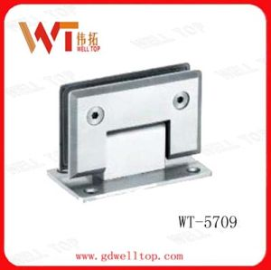90 Degree Glass Bathroom Clamp (WT-5709) pictures & photos