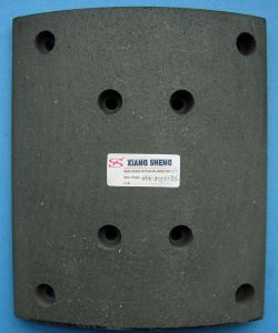 Non Asbestos High Quality Brake Lining pictures & photos