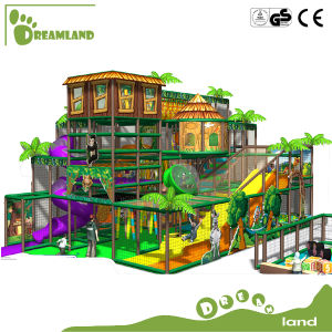 Manufacturer Popular Widely Used Indoor Playground