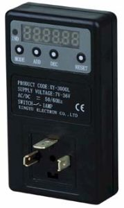 STC Programmable Valve Digital Timer (2W200C-T-DH/Dl)