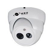 Infrared CCD Dome Security Camera