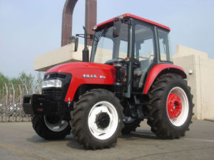 JINMA Wheel Fram Tractor 904 pictures & photos