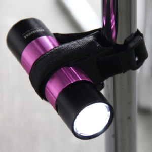 Bicycle Audio Speaker Flashlight
