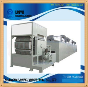 2015 New Pulp Molding Egg Tray Making Machine
