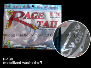 Metalized Wash-off Bag pictures & photos