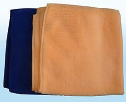 Plain Color Polyester Towel