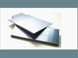 Tzm Molybdenum Sheets/Plates pictures & photos