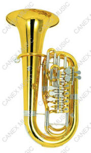 F Key Tuba Rotary Model (TU-600L) pictures & photos