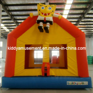 Inflatable Bouncer House for Family Use