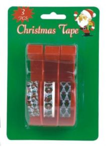 Christmas Adhesive Tape (BCI-805A)