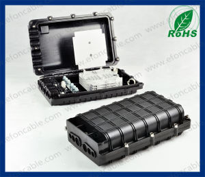in Line Type Fiber Optic Splice FTTH Joint Enclosure pictures & photos
