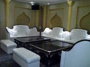 Hot Sale White Karaoke Booth (KTV133) pictures & photos