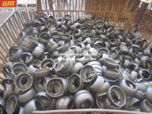 Cuplock Scaffolding Accessories/Bottom Cup to Saudi Arabia pictures & photos