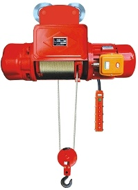 Electric Wire Rope Hoist (CD1 MD1)