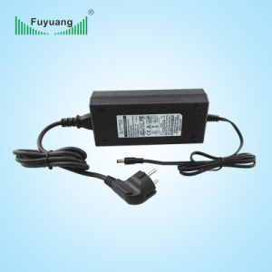 4-Pin DIN 24V 8A AC/DC Power Adapter for LCD Monitor pictures & photos