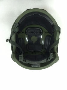 Fast Bulletproof Helmet Aramid/Kevlar Military Nij 0101.06 Iiia Certified (TYZ-ZK-234-006) pictures & photos