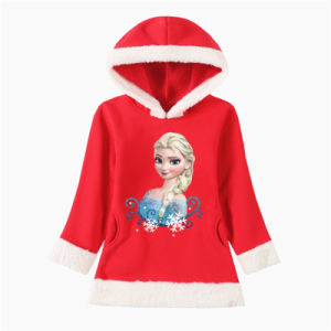 Promotional Casual Cheap Kid′s Printing Hoodie