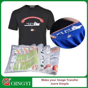 1ec64ecf China Qingyi Highly Quality T Shirt Heat Press Sticker - China Heat ...