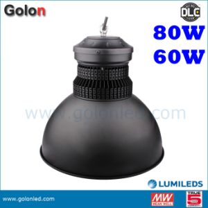 Dlc Ce Approval LED High Bay Lamp 80W Philips SMD LED 5 Years Warranty LED Highbay Lights pictures & photos