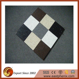 Engineered Quartz Stone Wall Stone Tile for Flooring Tile