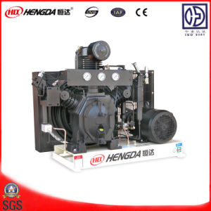 High Pressure Air Compressor - 4 Stage