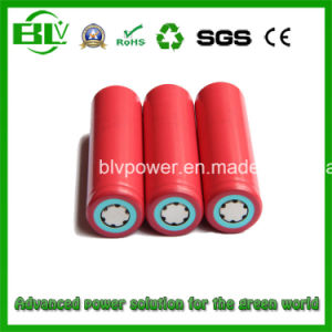 Lithium-Ion Battery 18650 3.7V 3000mAh for Mobile Wireless Speaker pictures & photos
