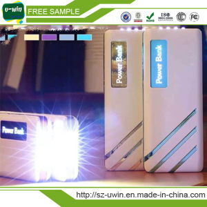 Universal Portable Power Bank with 20000mAh