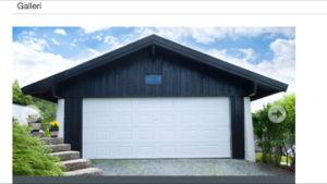 Automatic / Sectional / Overhead Garage Door (40mm thick) pictures & photos