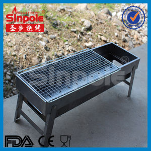 Simple Foldable BBQ Grill with Ce Approved (SP-CGT02) pictures & photos